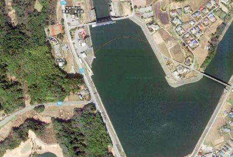 日本千葉県市原市養老468 高滝ダム管理事務所 - Google マップ-50001-2