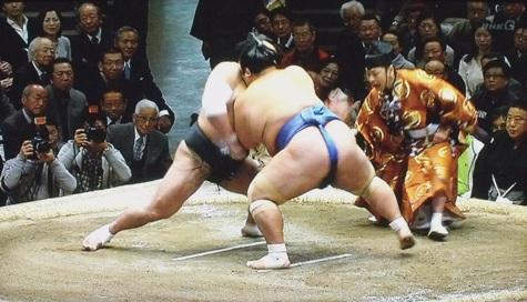 20160121 琴奨菊がまた勝った! 112-2