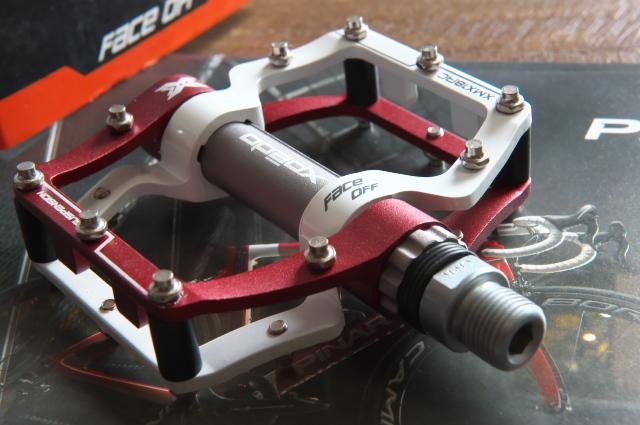 フラットペダル XMX18AC-01