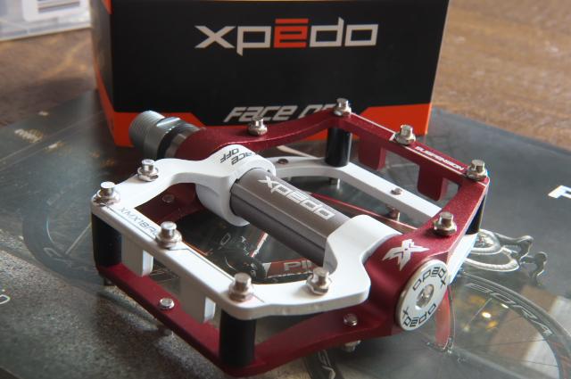 フラットペダル XMX18AC
