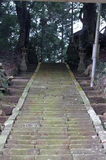 意多伎神社参道