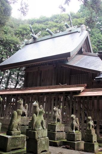 意多伎神社本殿