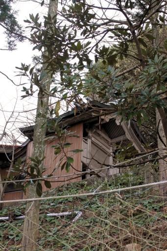 田々神社本殿