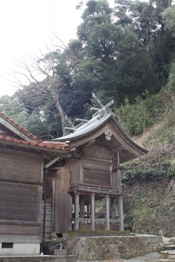 新宮神社本殿