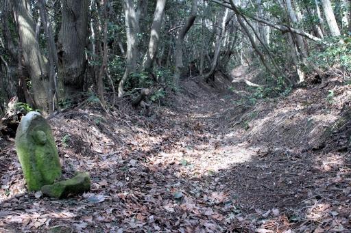 澄水寺の参道