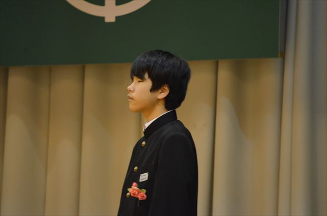 夢拓北中卒業20160315