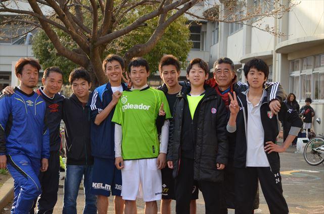 第30期卒団式20160326