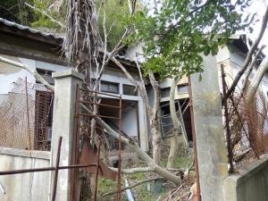 中村春吉の旧居