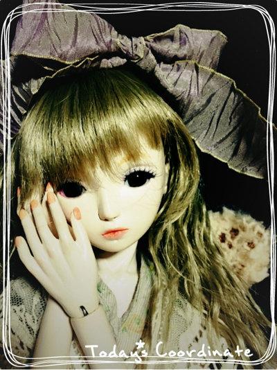 20160320 球体関節人形 撮影
