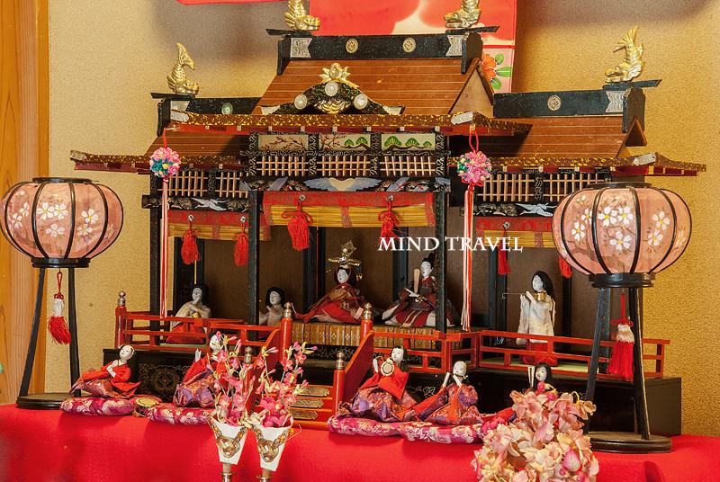 高取土佐町 雛祭2