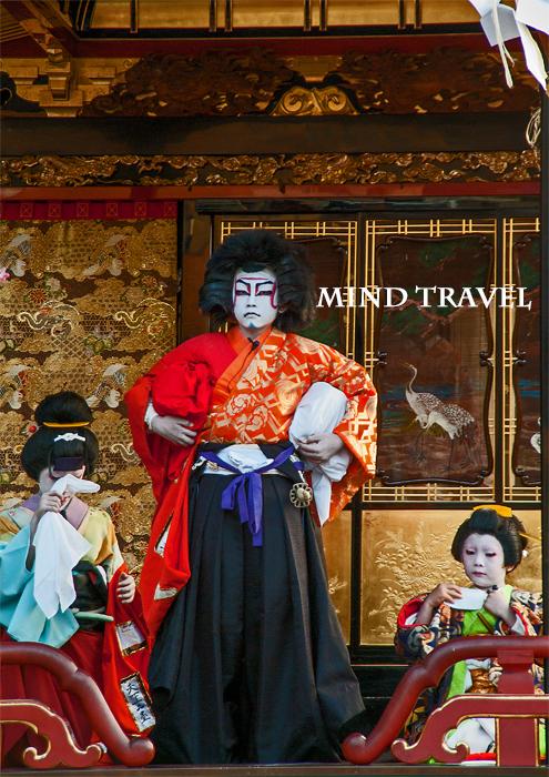 米原子供歌舞伎 弁慶