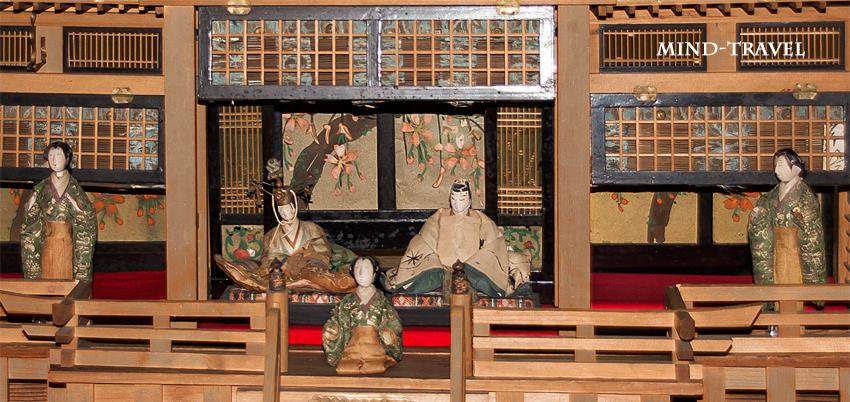 龍野 ひなまつり 江戸時代のお雛様