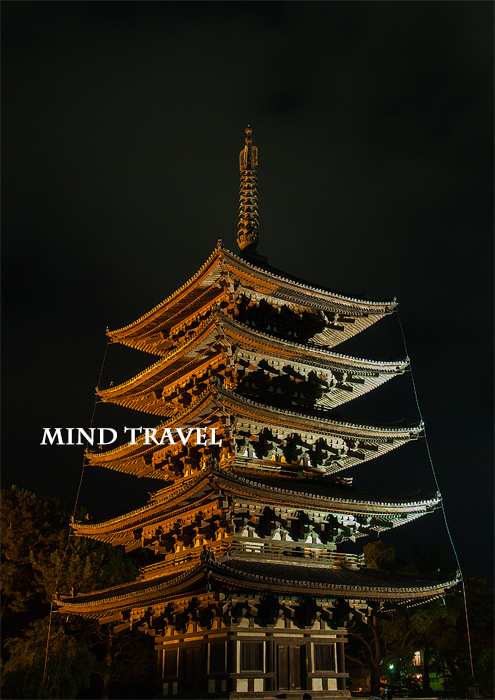 興福寺 ライトアップ