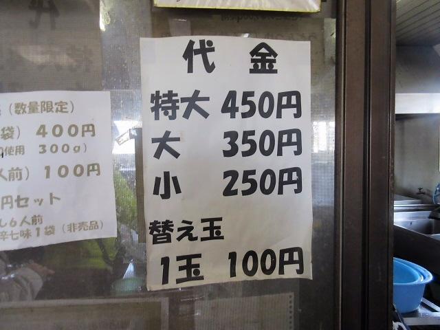 讃岐うどんツアーの最終編。谷川製麺所→頼酒店→定番の赤松酒店へ(^^♪
