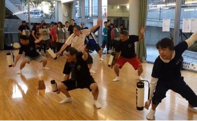 神戸楠公連 2016.1.10練習