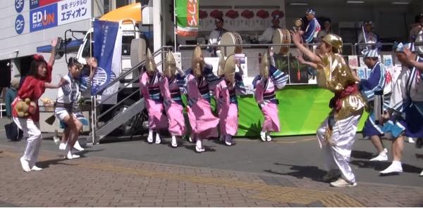神戸楠公連 2016.3.12 三田なっとくしまフェア