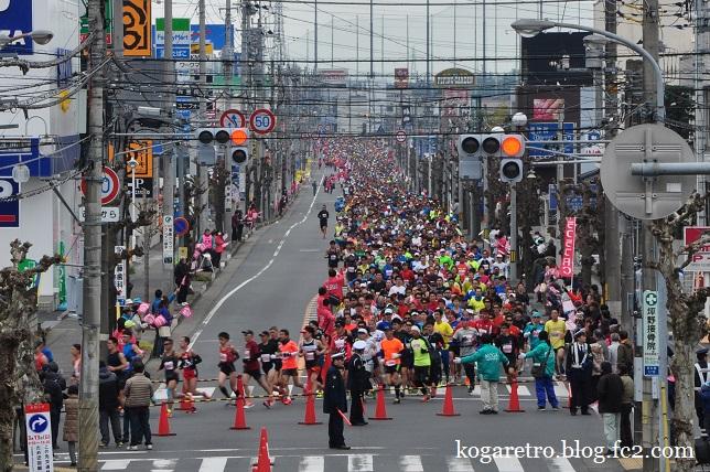 2016古河はなももマラソン