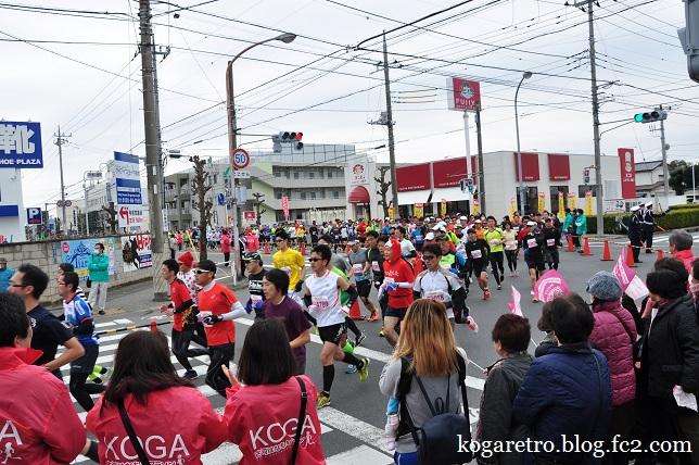 2016古河はなももマラソン2