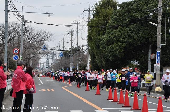 2016古河はなももマラソン5