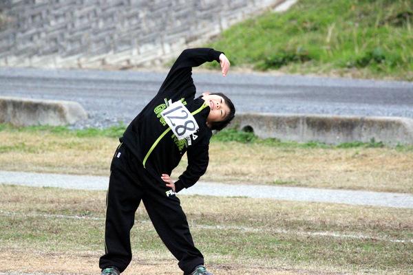 学区ロードレース2015①
