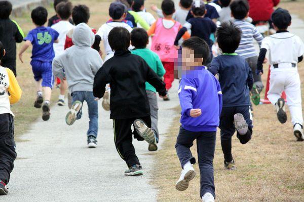 学区ロードレース2015②