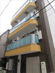 京急蒲田新築マンション外観 (2)