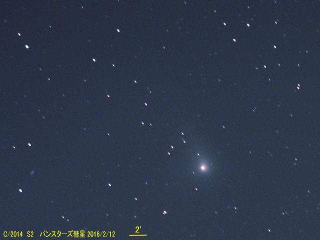C2014S2_パンスターズ彗星_20160212M_408415