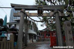 鶴見神社(鶴見区鶴見)3