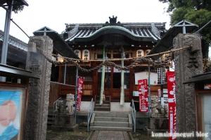 横堤八幡宮(鶴見区横堤)5