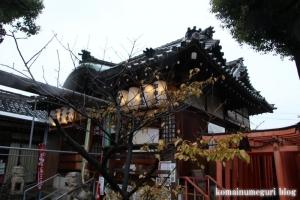 横堤八幡宮(鶴見区横堤)6