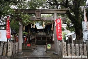 八幡神社(鶴見区諸口)1