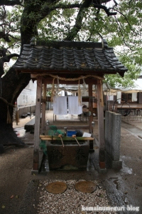 八幡神社(鶴見区諸口)3