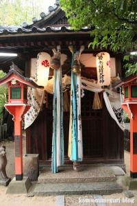 八幡神社(鶴見区諸口)25