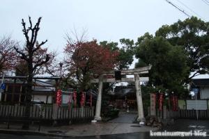 比枝神社(鶴見区今津中)1