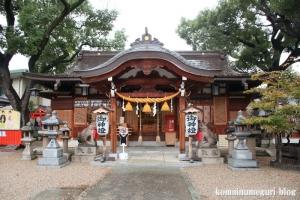 比枝神社(鶴見区今津中)8