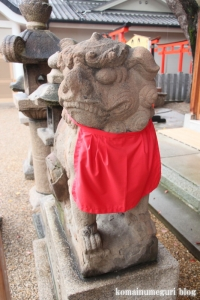 比枝神社(鶴見区今津中)16