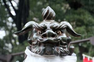 阿遅速雄神社(鶴見区放出)31