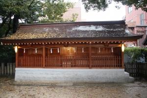 阿遅速雄神社(鶴見区放出)44