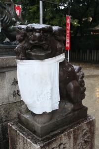 阿遅速雄神社(鶴見区放出)12