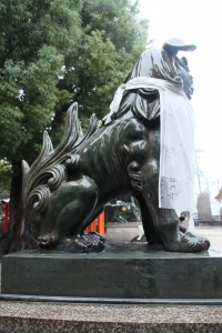 阿遅速雄神社(鶴見区放出)24