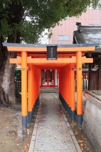 阿遅速雄神社(鶴見区放出)39