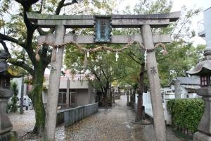 諏訪神社(城東区諏訪)5