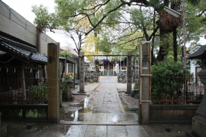 諏訪神社(城東区諏訪)7