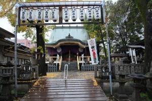 諏訪神社(城東区諏訪)10