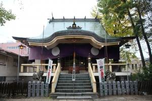 諏訪神社(城東区諏訪)13