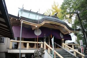 諏訪神社(城東区諏訪)14