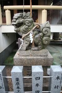 諏訪神社(城東区諏訪)17