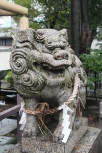 諏訪神社(城東区諏訪)18