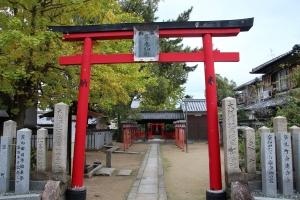 三の丸神社(岸和田市岸城町)1