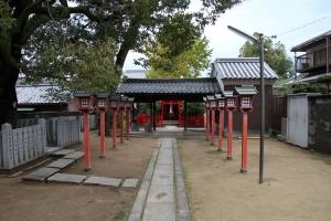三の丸神社(岸和田市岸城町)5
